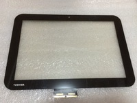 """new touch front panel FOR Toshiba Excite Pad AT10 AT10-A-104 10.1"""" Black Digitizer Touch Screen Glass free shipping"""