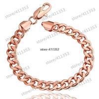 B102-B Good Quality Nickle Free Antiallergic 2014 New Fashion Jewelry 18K Gold Plated Bracelets
