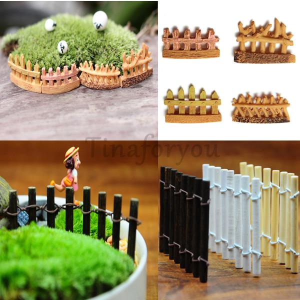 cerca para jardim alta : cerca para jardim alta:jardim pequeno ornamento paisagem decoração Mini cercas 5 cm alta de