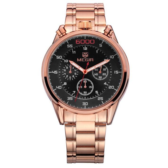 Rose Gold Watch Cheap Megir Rose Gold Watches Top