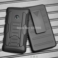 Newest Rubber Heavy Duty Hybird Armor Case For Nokia Lumia 520 Case Lumia 520 Black Case Cover For Nokia 520 Cell Phone Case