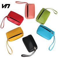VEEVAN 2015 new wallet pu leather coin purse fashion women purse key wallet small handbag money coin bags purses and handbags