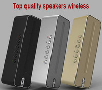 Free shipping Big power Portable Wireless Bluetooth Speaker 10W Stereo audio sound with microphone built in 1000mAh Battery