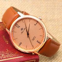 Men's watches Gentleman Wristwatch Fashion Women Quartz Watches Men Casual watches W050401