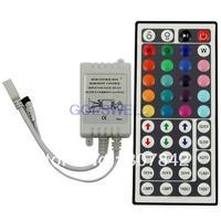 DC 12V 44 Key IR Remote Controller For The LED RGB 5050 3258 Strip Light