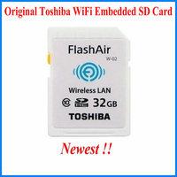 WIFI download photo video to phone etc !!!!! Original TOSHIBA SD Card Real Capacity 8GB 16GB 32GB CLASS10 Memory Card for camera
