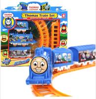 shipping new thomas model trains educational electronic model mini kids classic toys