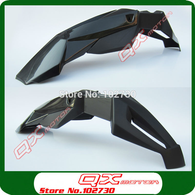 NEW 14 Color Universal Off Road Dirt Pit Bike MX Motocross Motorcycle Front mudguard front fender For KLX YZF DRZ CR CRF DT RMX(China (Mainland))