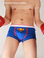 Shorts Men Cartoon Sexy Mens Superman Boxer Men's Underwear Boxers Man Brand Hot Clothing