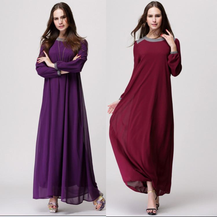 Fashion Arabic Malaysia women Garment Hui Nationality Islamic Clothing ...