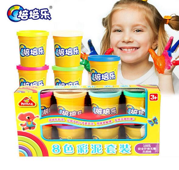 Краски, Пластилин Peipeile 3D Fimo DIY 3282 обложки для учебников а4