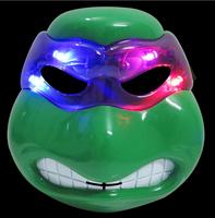 Teenage Mutant Ninja Turtle TMNT Mask Costume Party Classic Cartoon Fancy Costume Mask Free Shipping