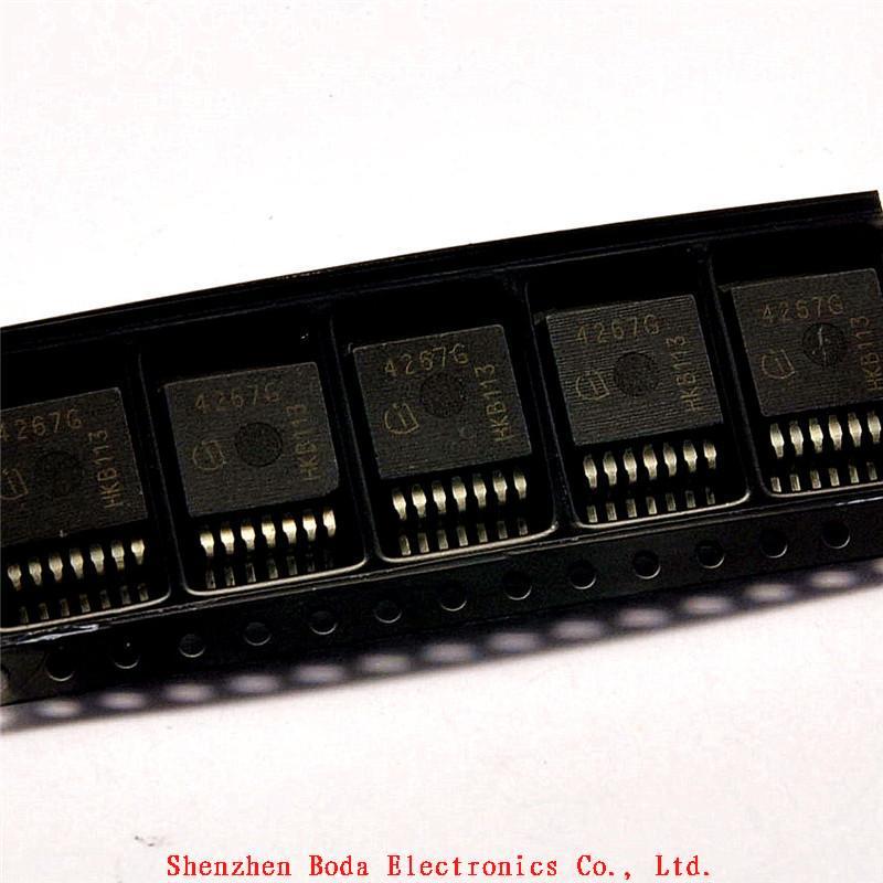 Ic TLE4267G 0.4A / 5 V слово