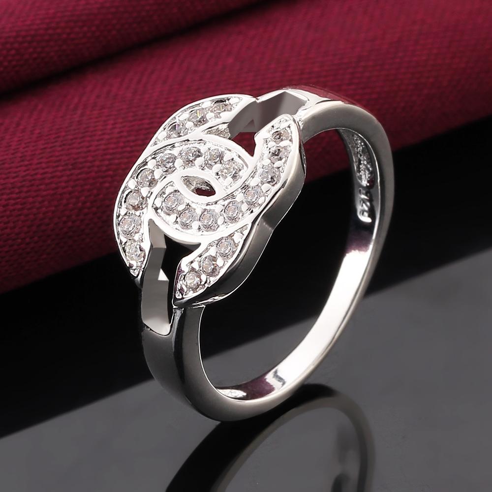 de mariage anneaux pour les femmes argent 925 bagues bagues de ...