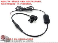 FU660L300-JGWD1823 DC6-37V 630-680nm 300mw auto laser fog line with adjustable focus 18*23mm for car(auto) use safety Laser fog