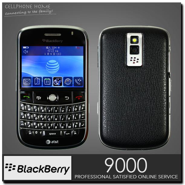 "9000 Unlocked Original Cellphone BlackBerry Bold 9000 1GB Storage 2.4"" English/Russian QWERTY KeyPad 2MP WIFI 3G Mobile Phones(China (Mainland))"