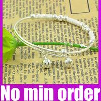 2015 New Hot sale children bracelet bell charms bracelet Kid Jewelry - no minimum order