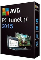 AVG PC TuneUp Utilities 2015 1 year 1pc System optimization