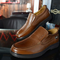 New Arrival Men's Casual Shoes Wholesale Butter Skin Leather Boots for Men Wear Non-slip Sole Fashion Sneaker Drop Shipping