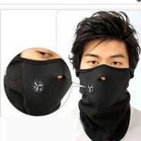 New Fashion Black Comfortable Bike Motorcycle Ski Snow Snowboard Sport Neck Winter Warmer Face Mask, Free & Drop Shipping