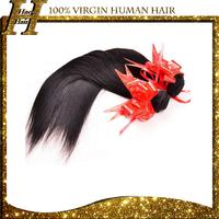 6A unprocessed silk straight hair indian virgin hair unprocessed cheap  natural black hair 3 pieces a lot