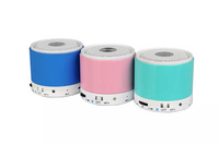 Crazy Promotion!!!New Fashion High Quality Bluetooth Portable Mini Speakers Support SD Card And Hands-Free Calls