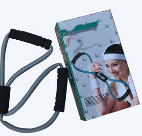 New arrival resistance bands which can help to exercise and make perfect figure training equipment Manufacturer direct supply(China (Mainland))