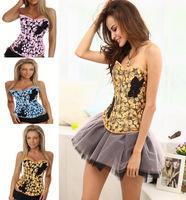 Free Shipping Tight clothing push up fashionable palace tights wholesale corset corset waistcoat CST026