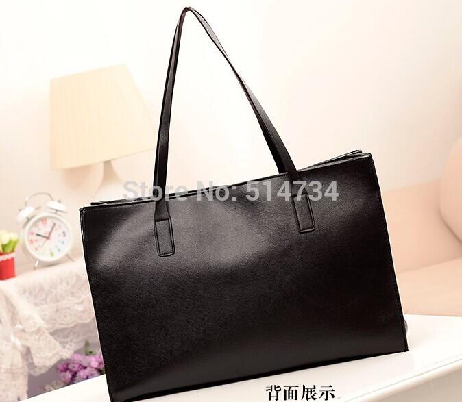 free shipping new year PU other brand custom shopping bag online handbag for lady(China (Mainland))