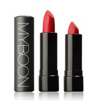 New Waterproof Lipstick Lip Gloss Makeup Lipgloss Velvet Matte Lip Stick Red Color By Myboon