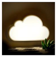 LED Clouds light energy saving night light sensor lights  bedroom wall lamp Yellow/White Sleeping Lamp Free Shipping