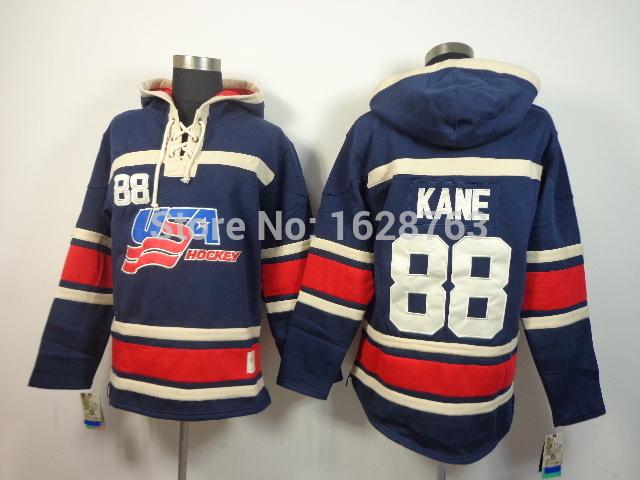 Ice Team Sweatshirt Team Usa Ice Hockey Jersey