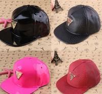 HATER leopard snakeskin baseball cap Korean triangle caps hats for men women hip hop snapback bucket hat accessories