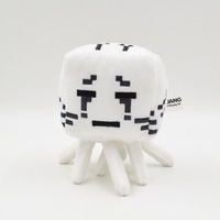2015 New Minecraft Ghost Game Plush Toys High Quality Plush Toys Game Cartoon Toys Minecraft Cartoon Game Toys