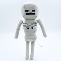 Minecraft Skeleton Game Cartoon Toys Big Size 36cm Minecraft Cartoon Game Toys