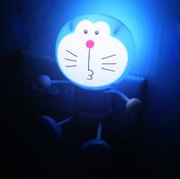 Cute Dora A Dream Sleep Light Wall Lamp LED Blue Lighting 1PCS Free Shipping Lighting control Lamp