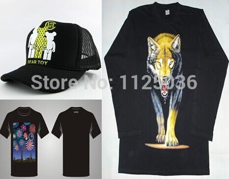 20 PCS A4 heat transfer printing paper inkjet dark transfer paper,t-shirt,hat,bag etc.(China (Mainland))