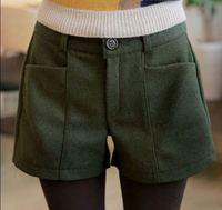 S M L XL XXL 3L 4L 5L 2015 Hot 989  Women Fashion High Waist Boots Shorts Lady Preppy Boots Shorts 3300