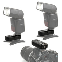 3in1 NEW WANSEN WS-603 2.4GHz Wireless Flash Trigger for NIKON T3 as YONGNUO YN-RF-603