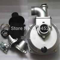 "Supply 2"" Self-priming/Suction Aluminum pump complete"