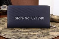 Ultra-thin genuine leather men clutch bag cowhide clutch wallet multifunctional black male clutch men purse wallet001