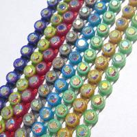 Plastic Rhinestone Trims Chain SS8, Crystal AB Rhinestone Chain, 10yards/lot