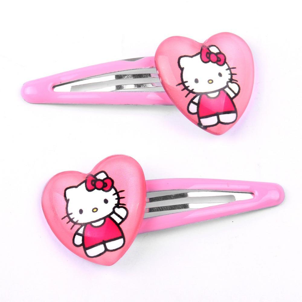 FREE Shipping 2015 Hello Kitty hair clip acessorios para cabelo hairpins Baby Girl Hair hair pins accessories(China (Mainland))