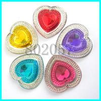 Necklace Pendent Accessories Sewing Rhinestone 25MM100Pcs/lot Resin Flatback Rhinestone Star Gemstone Loose Craft beads Jewelry
