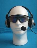 Styrofoam Model Wig Glasses Hat Display Foam Mannequin Manikin Head Stand Holder New