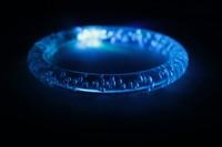 30pcs/lot Decorative Changing LED Bracelet  Novelty  Gift Freeshipping