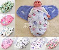 Baby blankets newborn 2015 carton baby blanket fleece warm envelopes for newborns size 30*50cm cama cobertor free shipping!