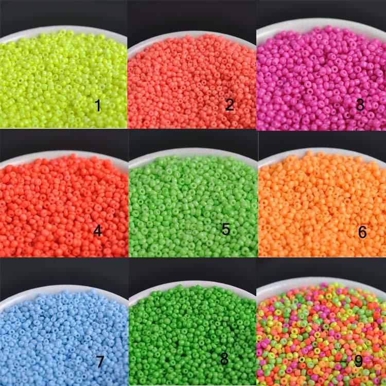 Бусины Glass beads 9