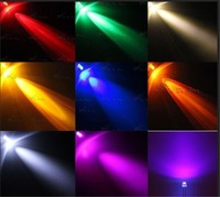 CL Brand 10pcs 3mm Round Top Seven Color Slow Flashing Lights Superbright LED Lamp