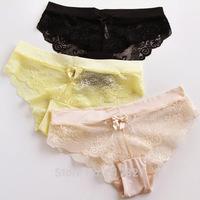 wholesale sexy women intimates lace floral briefs women underwear lady lingerie low waist